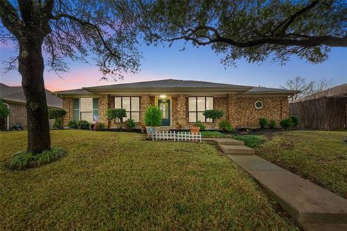 Photo of 7317 Vineyard Drive, Plano, TX 75025 (MLS # 14504442)