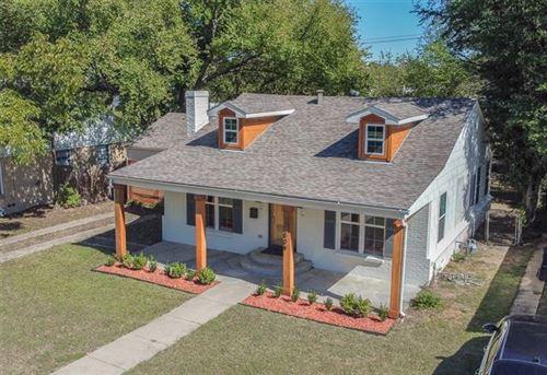 Photo of 3809 Carolyn Road, Fort Worth, TX 76109 (MLS # 14697443)