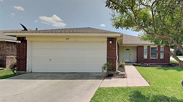 729 Ridge Top Drive, Burleson, TX 76028 - #: 14644443