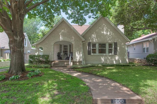 1900 Tremont Avenue, Fort Worth, TX 76107 - #: 14383444