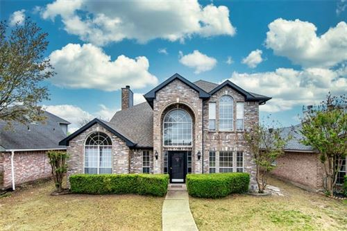 Photo of 1301 Clear Creek Drive, Mesquite, TX 75181 (MLS # 14548447)