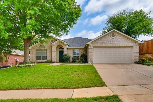 4809 Bradley Lane, Arlington, TX 76017 - #: 14599447