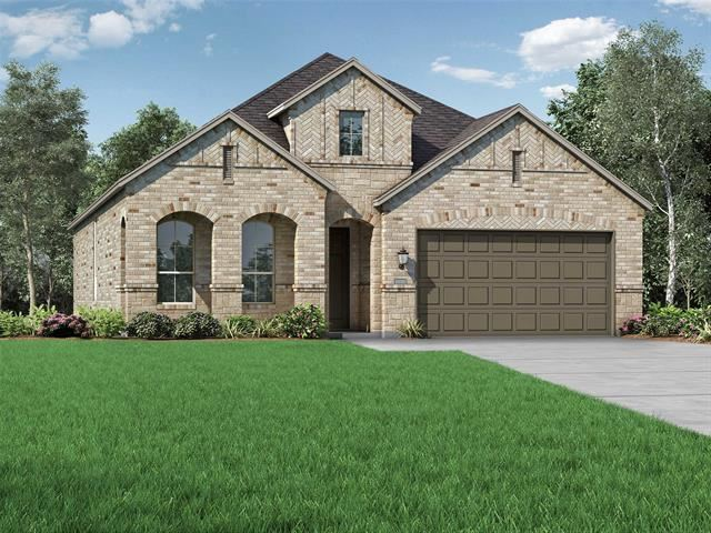 1917 Barnhill Lane, Van Alstyne, TX 75495 - #: 14635447
