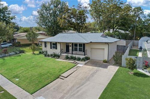 Photo of 805 Jackson Street, Rockwall, TX 75087 (MLS # 14457449)