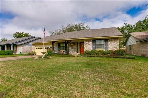 Photo of 3611 Ruby Drive, Mesquite, TX 75150 (MLS # 14691450)