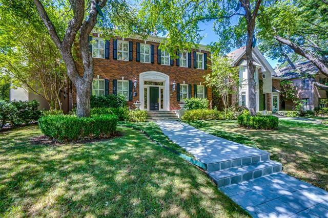 Photo for 3214 Princeton Avenue, Highland Park, TX 75205 (MLS # 14365450)
