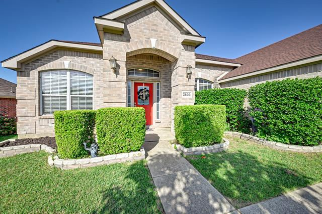 2803 Logan Drive, Mansfield, TX 76063 - #: 14571452