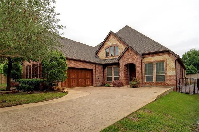6521 Talbot Trail, Colleyville, TX 76034 - #: 14568453