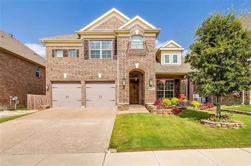 Photo of 15220 Mallard Creek Street, Fort Worth, TX 76262 (MLS # 14384454)