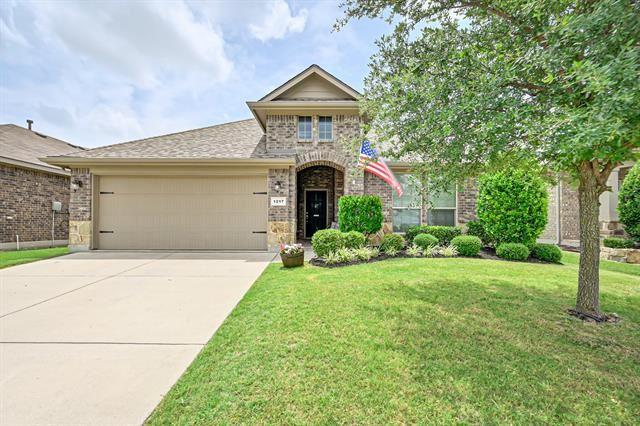 1217 Goodland Terrace, Fort Worth, TX 76179 - #: 14380454