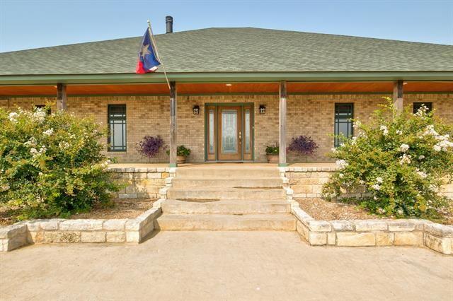 830 Johnson Bend Road, Weatherford, TX 76088 - #: 14439454