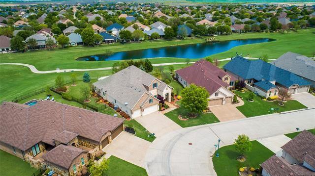9816 Lindenwood Trail, Denton, TX 76207 - #: 14557454