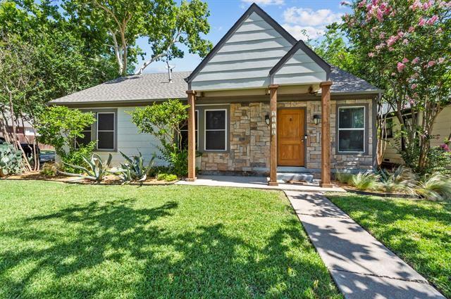 3938 Pershing Avenue, Fort Worth, TX 76107 - MLS#: 14610455