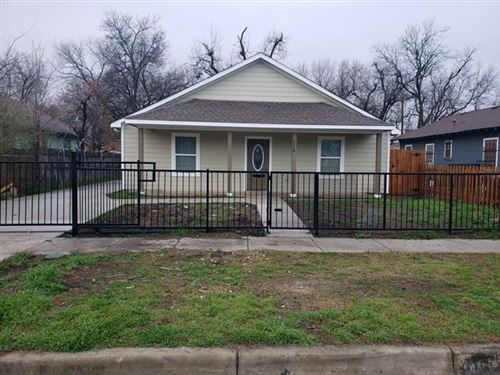 Photo of 3514 Avenue G, Fort Worth, TX 76105 (MLS # 14287457)