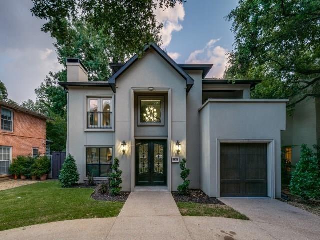 Photo for 4629 Mockingbird Lane, Highland Park, TX 75209 (MLS # 14444457)