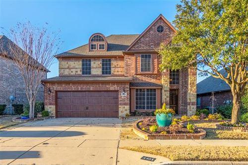 Photo of 4401 Paula Ridge Court, Fort Worth, TX 76137 (MLS # 14500464)