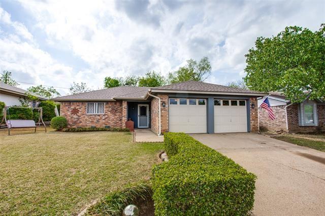 6625 Hughes Drive, Watauga, TX 76148 - #: 14551465