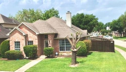 Photo of 735 Indianpaint Drive, Mesquite, TX 75149 (MLS # 14375467)