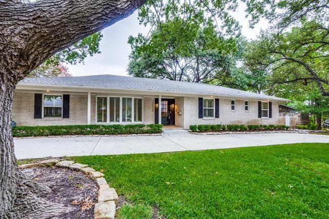 7315 Blairview Drive, Dallas, TX 75230 - #: 14435467