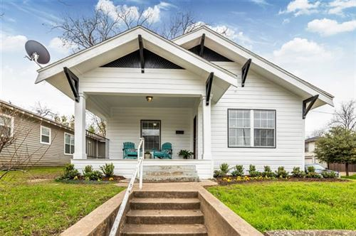 Photo of 319 N Polk Street, Dallas, TX 75208 (MLS # 14267468)