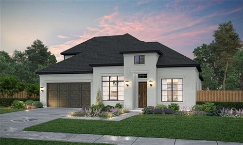 Photo of 8462 Gerbera Daisy Road, Frisco, TX 75035 (MLS # 14452470)