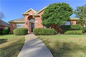 Photo of 9013 Wornsaddle Lane, Plano, TX 75025 (MLS # 14006471)