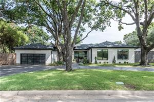 Photo of 3975 Dunhaven Road, Dallas, TX 75220 (MLS # 14159471)