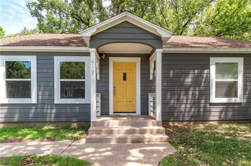 Photo of 417 W Sears Street, Denison, TX 75020 (MLS # 14685472)