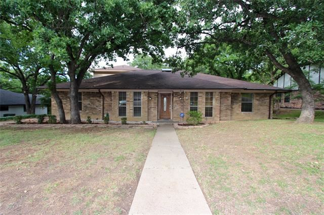 503 Washington Drive, Arlington, TX 76011 - #: 14342473