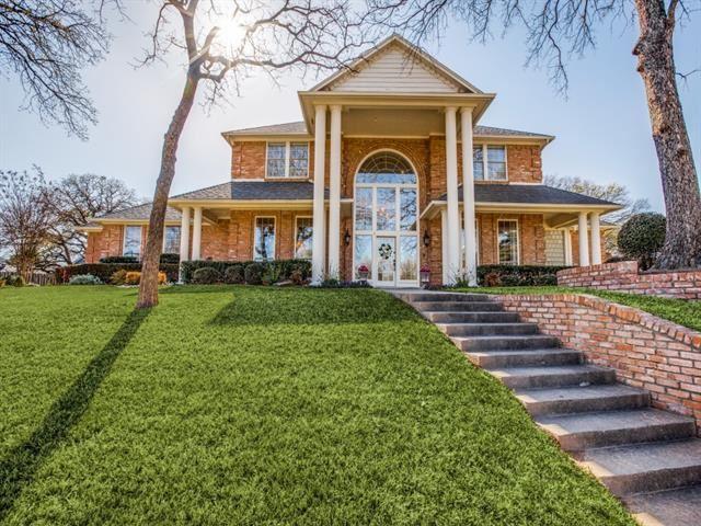 4101 Beckley Court, Colleyville, TX 76034 - #: 14537473