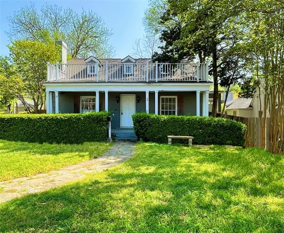 3801 Bellaire Drive S, Fort Worth, TX 76109 - #: 14552474