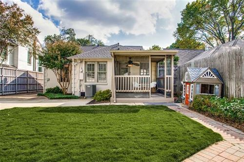 Tiny photo for 4516 Southern Avenue, Highland Park, TX 75205 (MLS # 14451476)