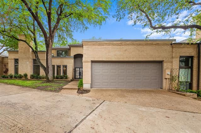 4540 Overton Terrace Court, Fort Worth, TX 76109 - #: 14568477