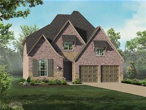 Photo of 2208 Georgetown Boulevard, Prosper, TX 75078 (MLS # 14144478)