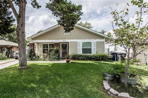 Photo of 3520 May Street, Fort Worth, TX 76110 (MLS # 14437481)