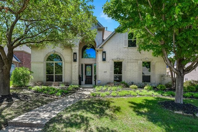 4217 Auburn Drive, Flower Mound, TX 75028 - #: 14568481