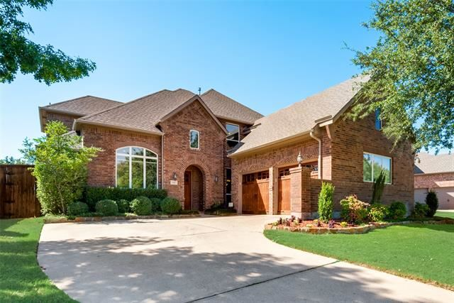 9601 Brazendine Drive, Fort Worth, TX 76244 - #: 14445482