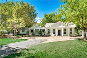 Photo of 875 Country Club Road, Lucas, TX 75002 (MLS # 14154483)