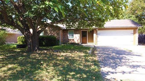 Photo of 405 N Trail Street, Crowley, TX 76036 (MLS # 14409483)