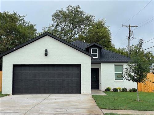 Photo of 413 N Maurice Avenue, Denison, TX 75020 (MLS # 14652483)