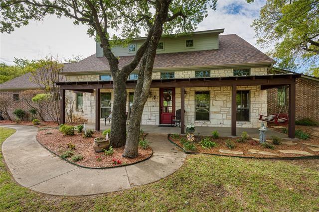 115 Coldwater Creek Lane, Weatherford, TX 76088 - #: 14553483