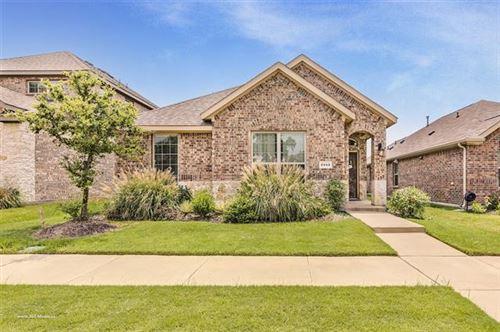 Photo of 2444 Opaline Drive, Little Elm, TX 76227 (MLS # 14633485)