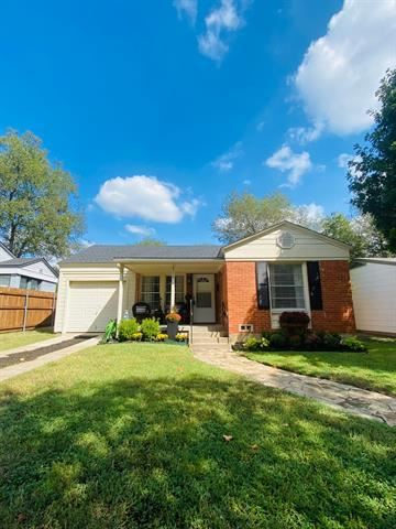 4308 Curzon Avenue, Fort Worth, TX 76107 - #: 14664485