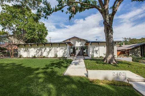 Photo of 2402 Grandview Drive, Richardson, TX 75080 (MLS # 14678487)
