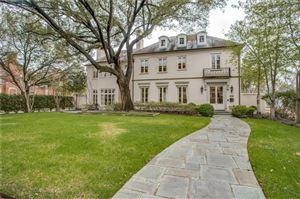 Photo of 3801 Maplewood Avenue, Highland Park, TX 75205 (MLS # 13783488)