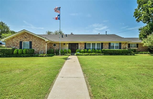 1 Arthur Drive, Edgecliff Village, TX 76134 - #: 14652488