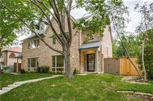 Photo of 4512 Fairway Avenue, Highland Park, TX 75219 (MLS # 14079491)