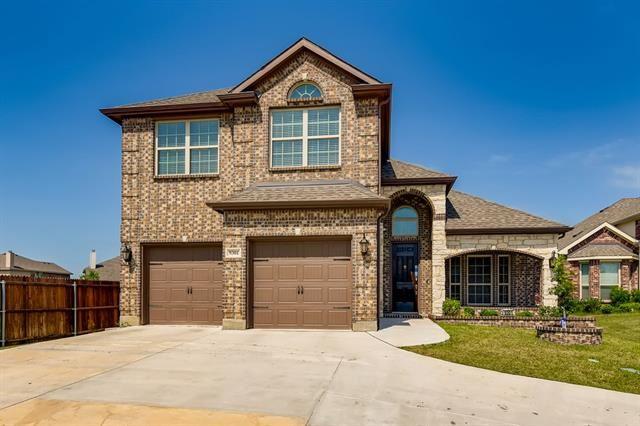 9301 Tunilla Court, Fort Worth, TX 76177 - #: 14579493