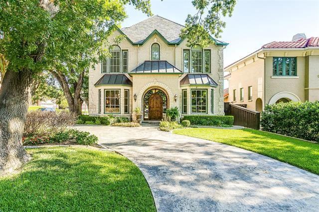 4074 Clarke Avenue, Fort Worth, TX 76107 - #: 14615493