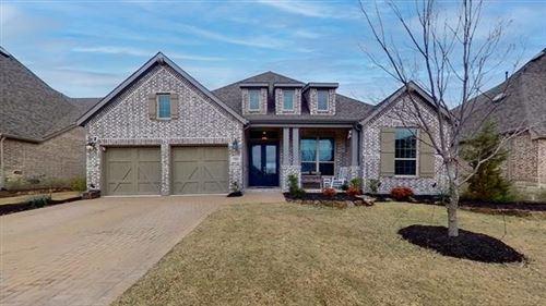 Photo of 1041 Brookfield Drive, Prosper, TX 75078 (MLS # 14538495)